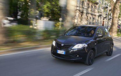 Lancia Ypsilon Black and Noir