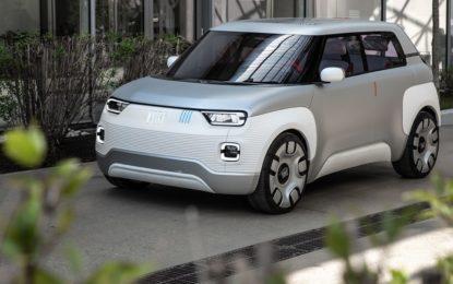 Fiat Concept Centoventi e non solo al Salone di Torino