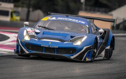 Otto Ferrari alla Road to Le Mans