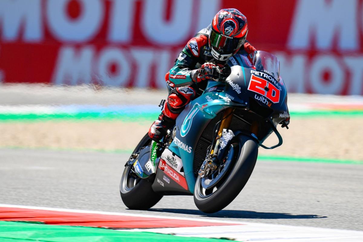 MotoGP: ad Assen terza pole stagionale di Quartararo