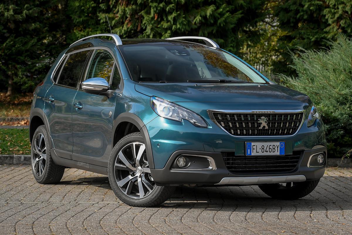 Peugeot: 200.000 SUV venduti in Italia