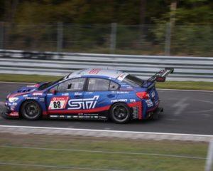 Vittoria di classe della Subaru WRX STI NBR Challenge al Nürburgring
