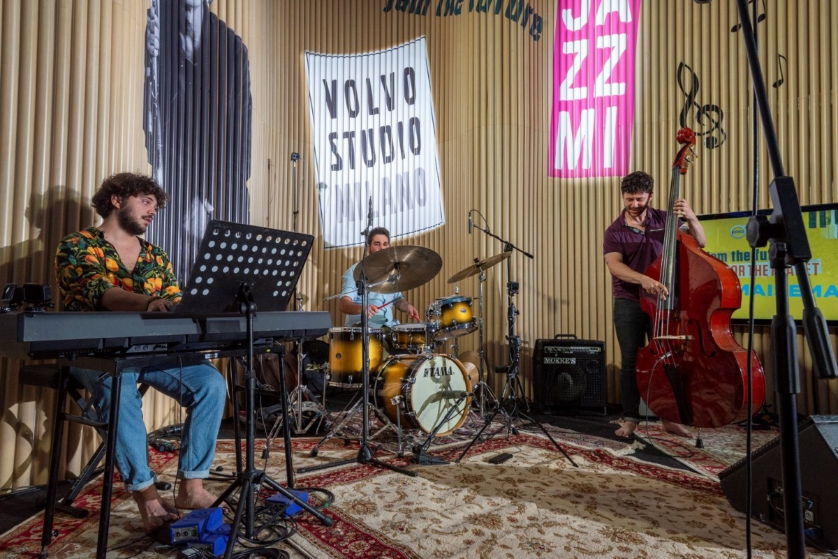 Al Volvo Studio Milano i vincitori di Jam The Future – Music For The Planet