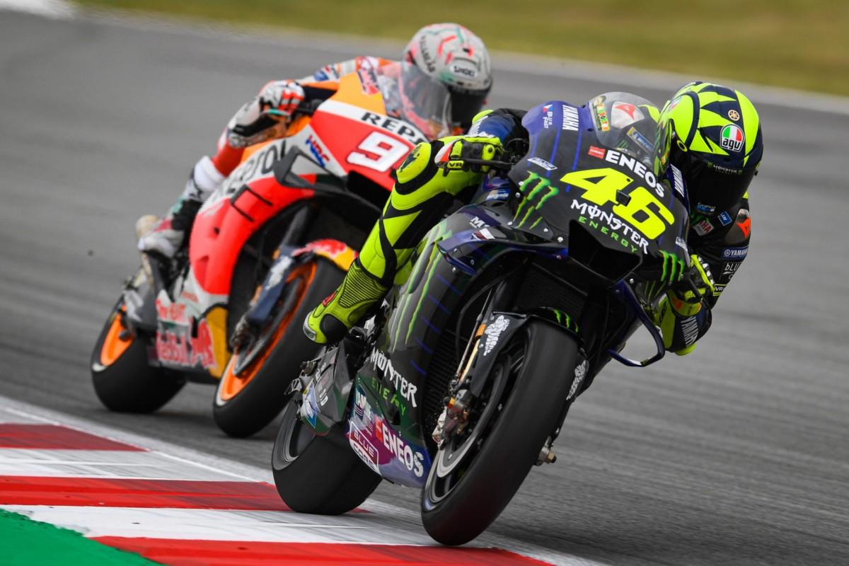 MotoGP: gli orari TV del weekend in Gran Bretagna