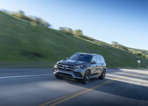 Nuovo Mercedes-Benz GLS