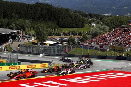 GP Austria: incertezza se a porte aperte o chiuse
