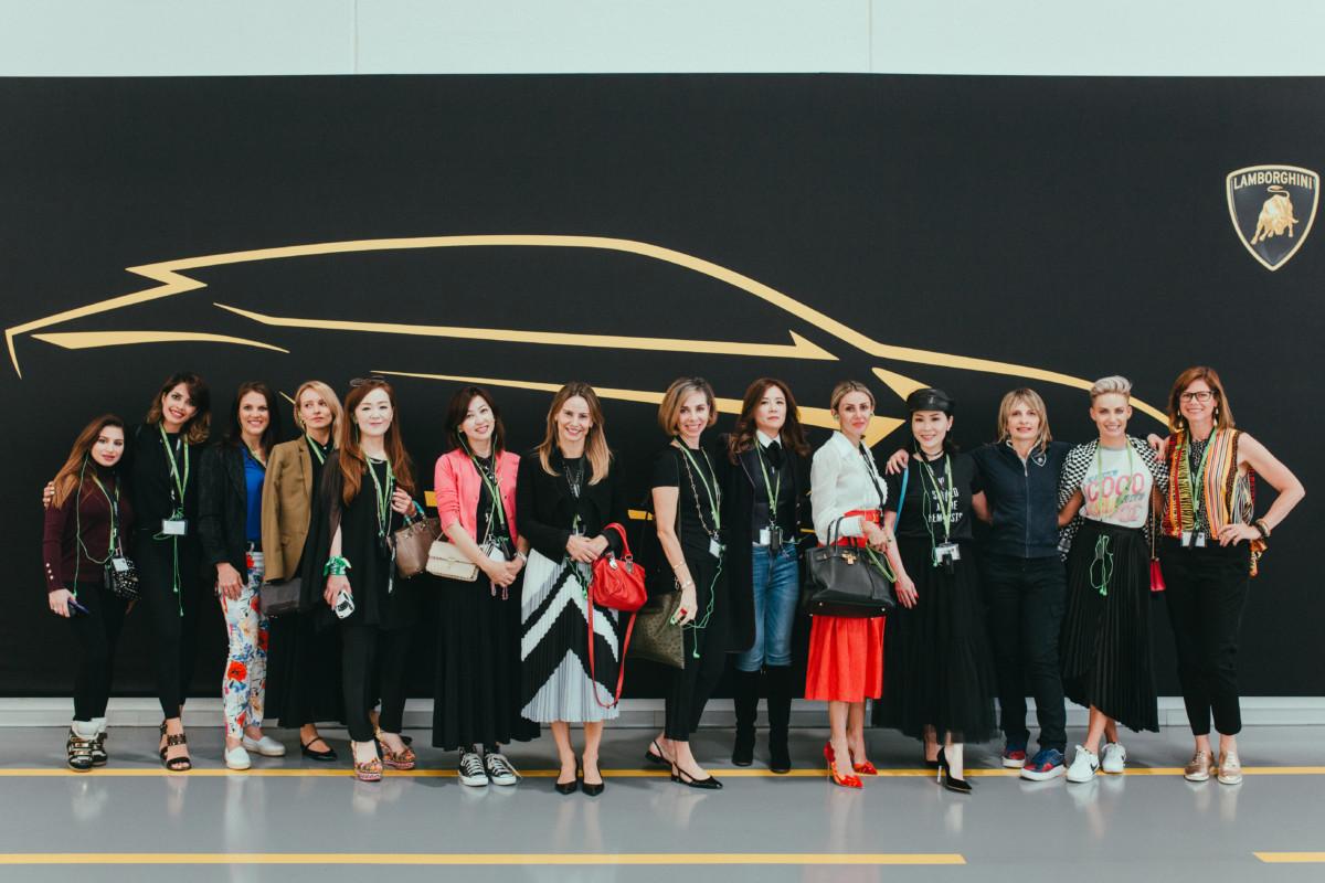"""Lamborghini lancia """"Future FAB"""" dedicato a donne under 30"""