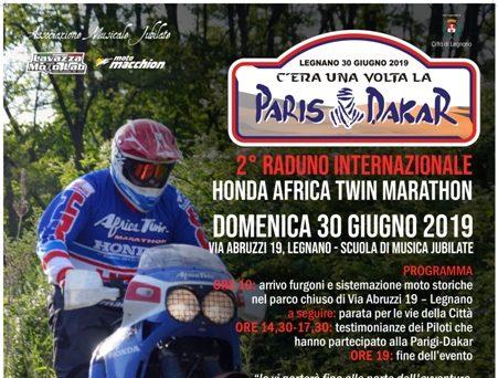 Il mito della Dakar a Legnano