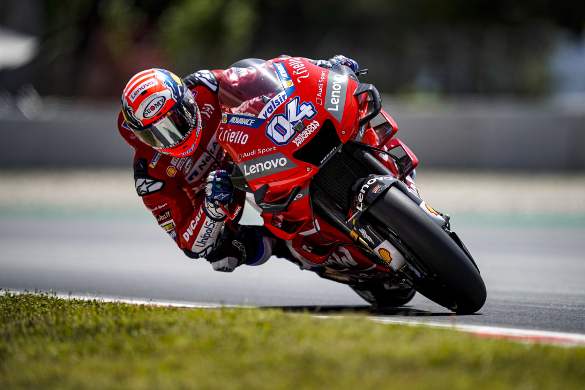 MotoGP: l'impegno degli impianti frenanti al Catalunya
