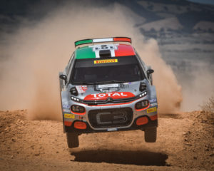 CIR Sardegna: Rossetti-Mori e la C3 R5 secondi in Gara 1
