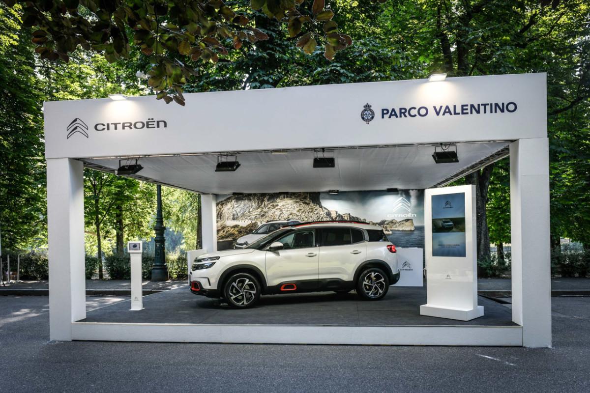 Nuovo C5 Aircross punta di diamante Citroën a Torino