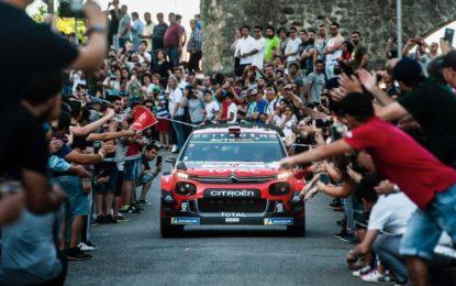 WRC Portogallo: Citroën in buona posizione per lottare