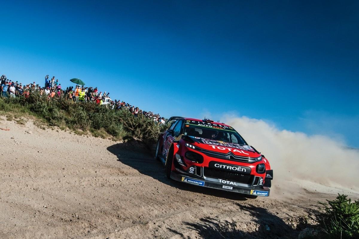 Portogallo: C3 WRC a ridosso del podio