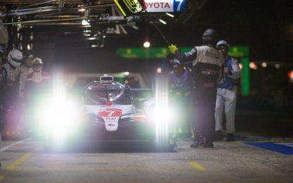 Le Mans: pole provvisoria per la Toyota #7
