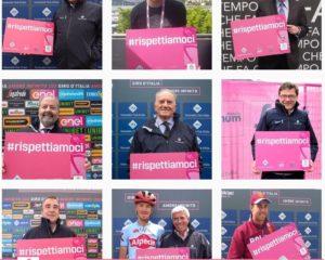#rispettiamoci: il progetto sicurezza ACI prosegue dopo il Giro