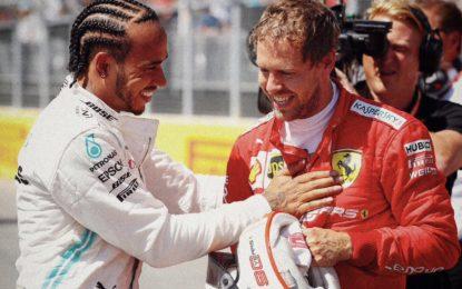La Ferrari insiste con la revisione della penalità a Vettel