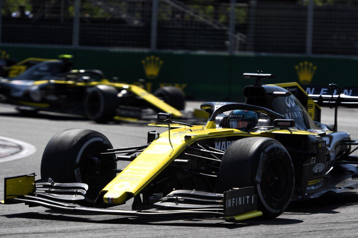 In Canada il primo doppio arrivo a punti 2019 per Renault
