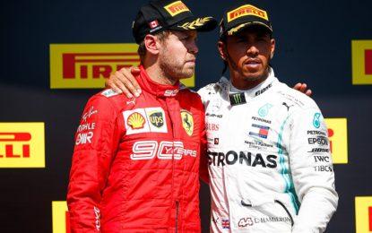 Canada: il documento FIA sulla penalità a Vettel