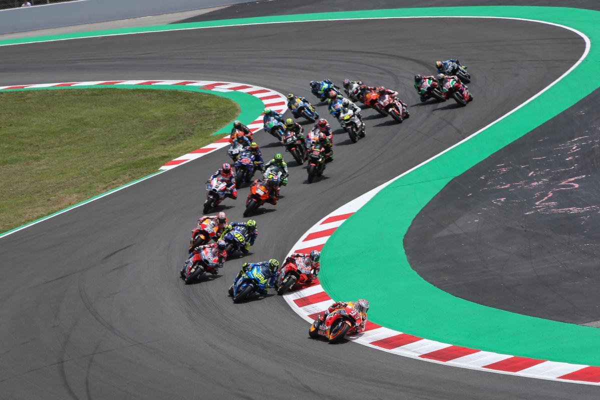 MotoGP: la settimana del GP di Catalunya e gli orari TV
