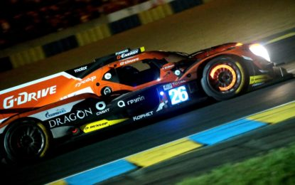Le Mans: oltre 4.200 frenate in 24 ore