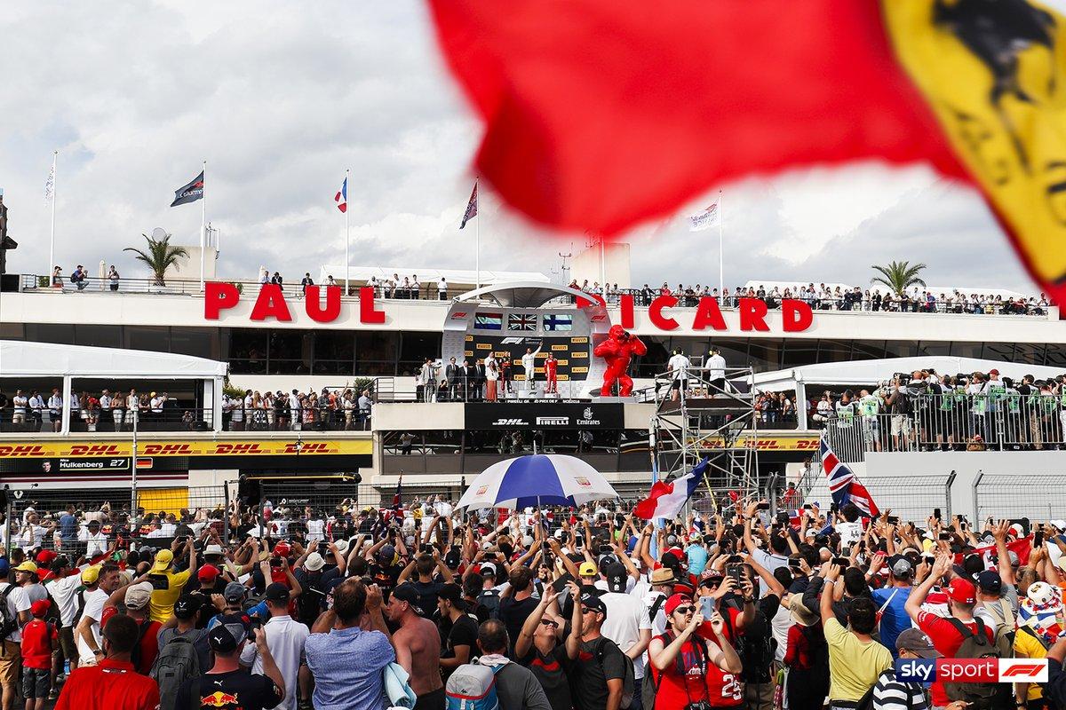 GP Francia 2019: gli orari del weekend in TV