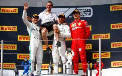 """Minardi post-Francia: """"La Mercedes gioca coi rivali"""""""