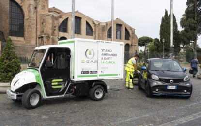 Europ Assistance ed E-Gap: l'assistenza stradale che ricarica