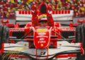 """""""Schumacher 50"""" al Motor Show 2 Mari"""