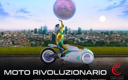 """EICMA 2019: l'anno del """"Moto Rivoluzionario"""""""