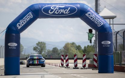 Ford Performance Driving University: guida sportiva per i clienti fleet