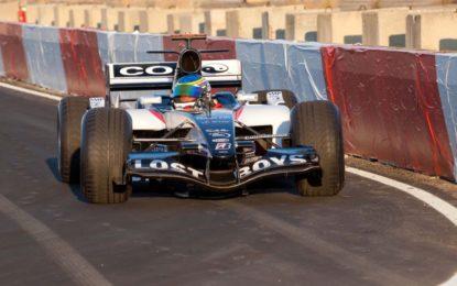 Al Motorshow 2Mari la prima volta di una F1 in Calabria