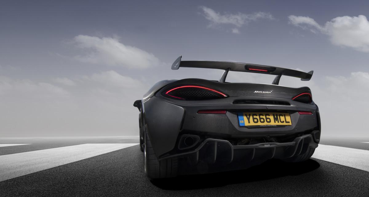 Nuovo pacchetto McLaren Genuine Accessory