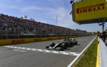 Canada: e per fortuna la Mercedes aveva problemi…