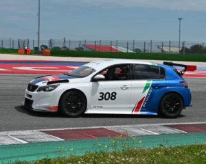 Nuova PEUGEOT 308 TCR: debutto il 6 luglio ad Adria