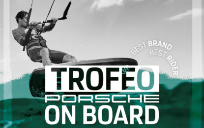 Nasce Porsche On Board