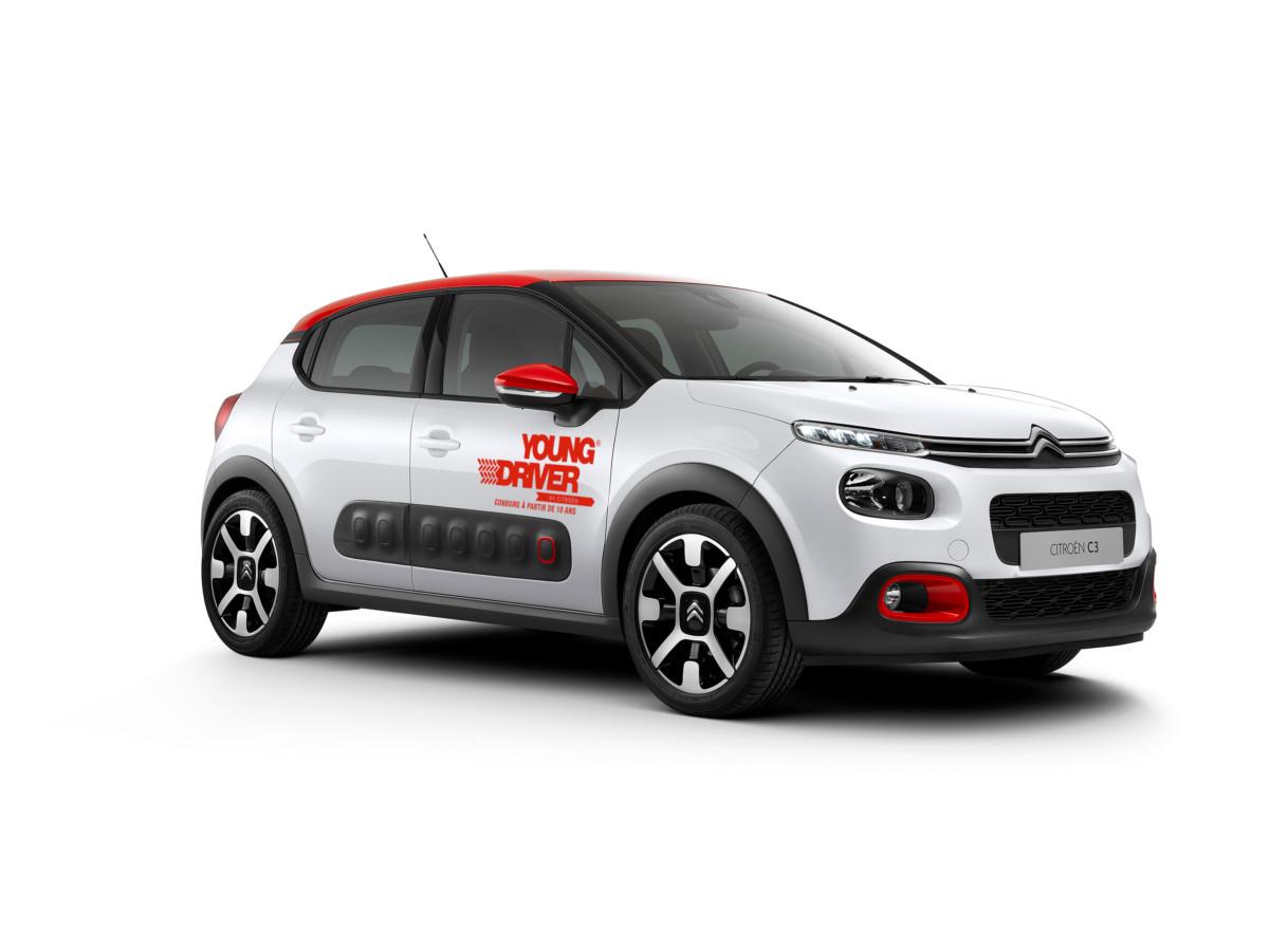 YOUNG DRIVER by Citroën: imparare a guidare già a 10 anni