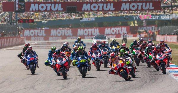 MotoGP: l'impegno degli impianti frenanti al TT Assen 2019