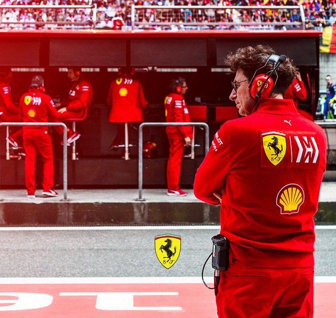 Cambi nella direzione tecnica Ferrari? Manca l'ufficialità