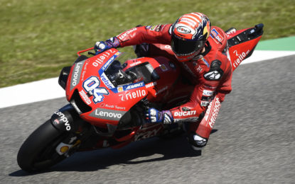 Team Ducati pronto per il British GP