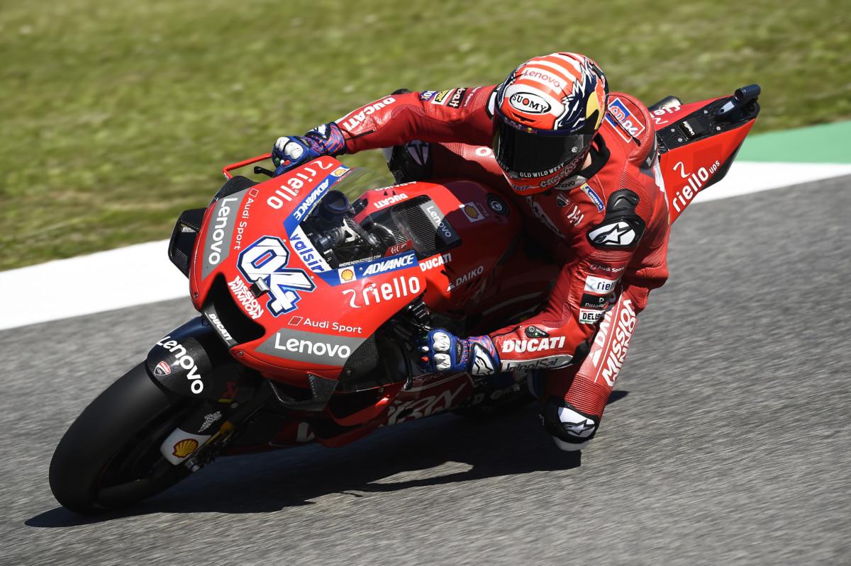 MotoGP: i migliori staccatori Brembo al Mugello