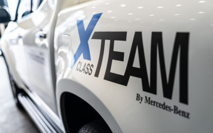 Nicola Dutto entra a far parte dell'X-Class Team