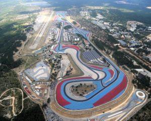Francia: nuovo asfalto al Paul Ricard