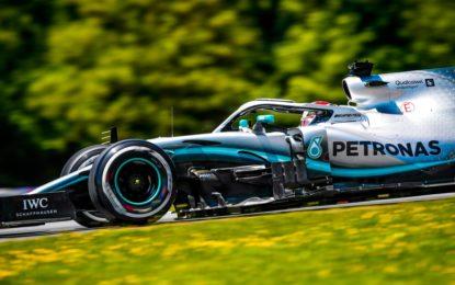 Austria: penalità di 3 posizioni a Hamilton post-qualifiche