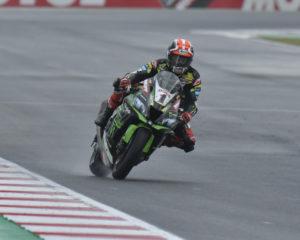 WSBK: Rea vince Gara 1 sul bagnato a Misano