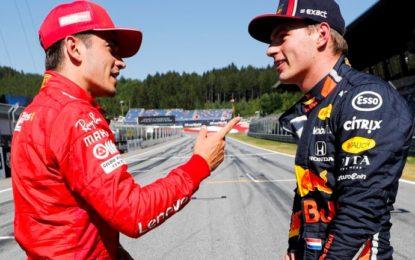 """Alesi: """"Leclerc e Verstappen, la differenza tra loro è l'autocritica"""""""