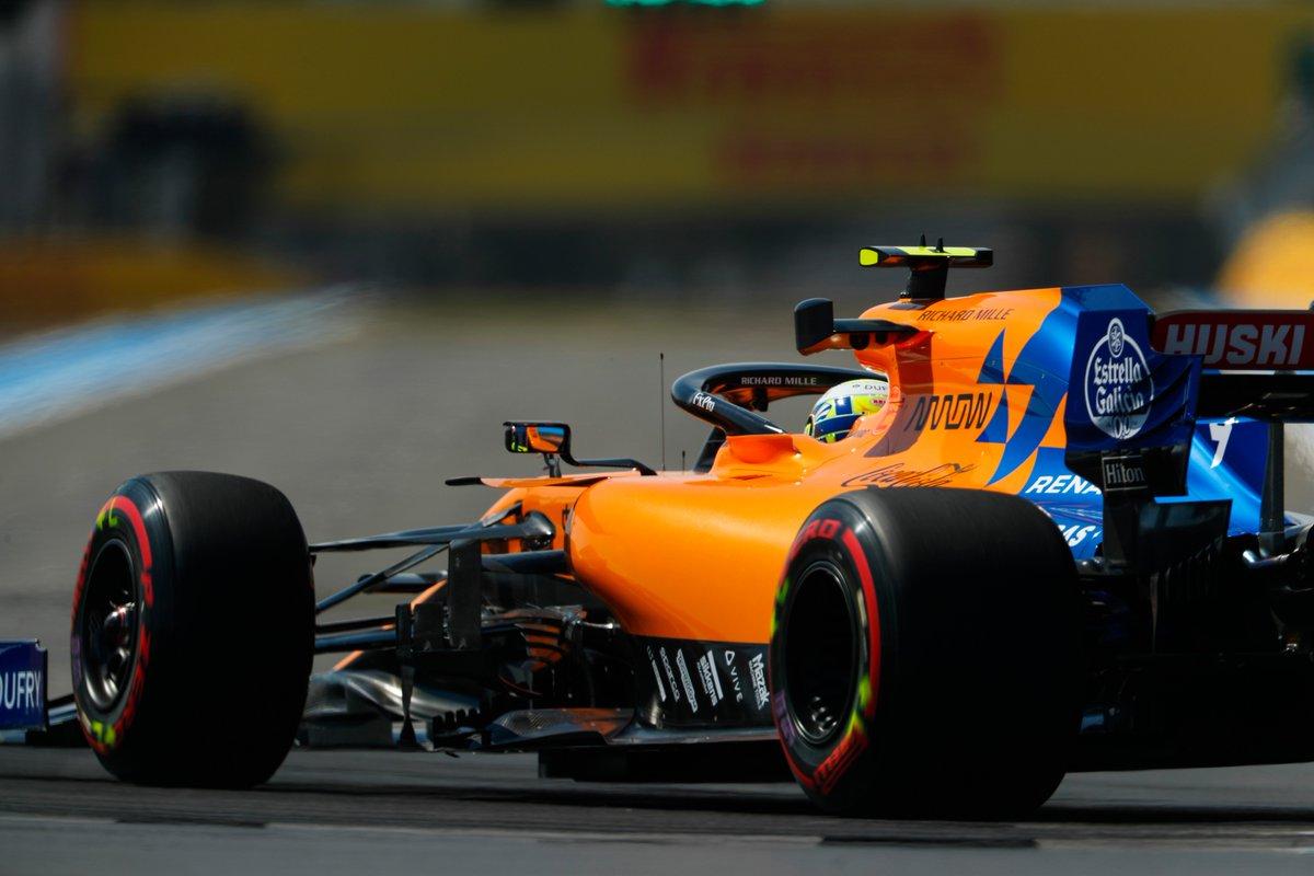 Il 30% della McLaren in vendita?