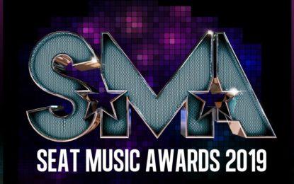 Tutto pronto per i SEAT Music Awards 2019