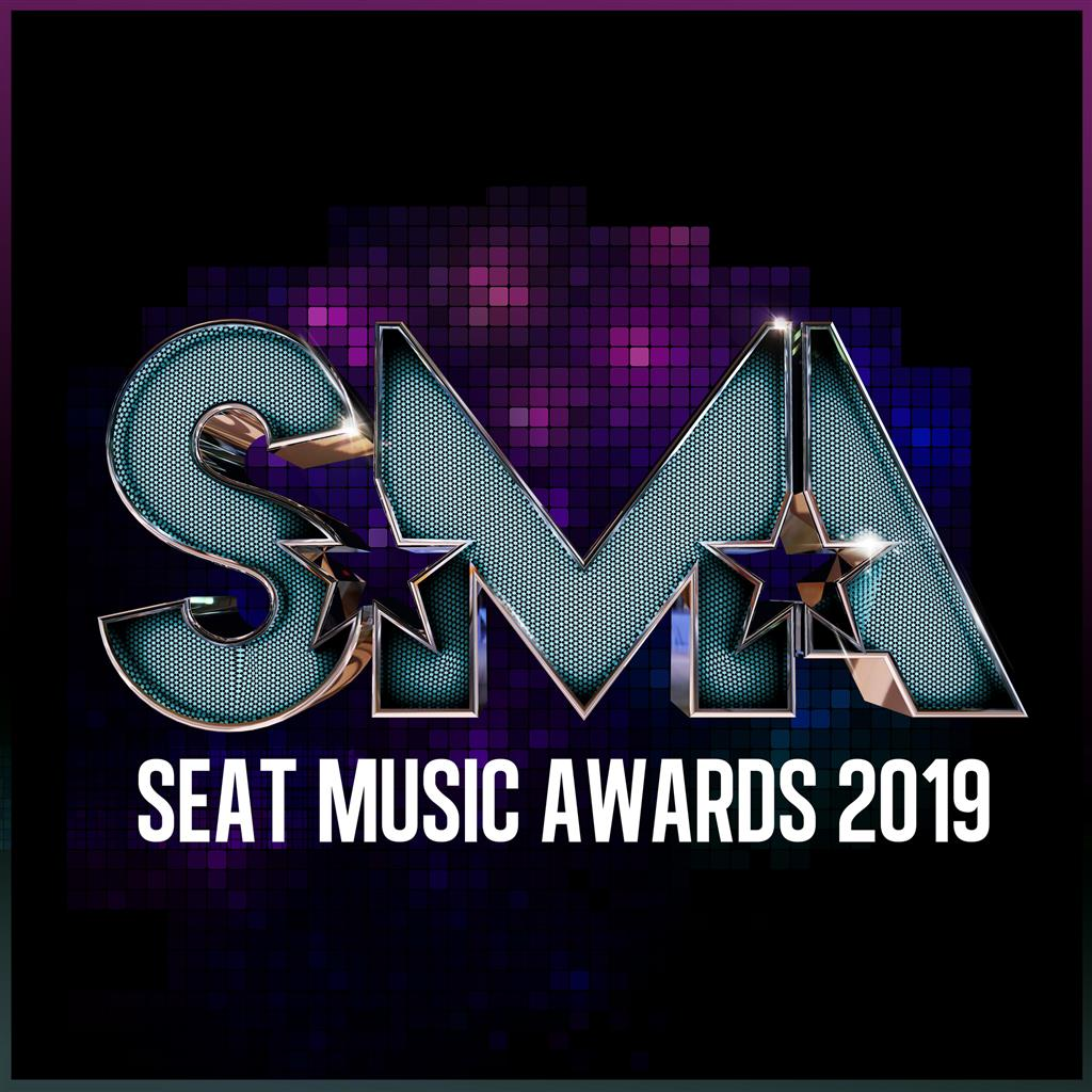 Tutto pronto per i SEAT Music Awards 2019