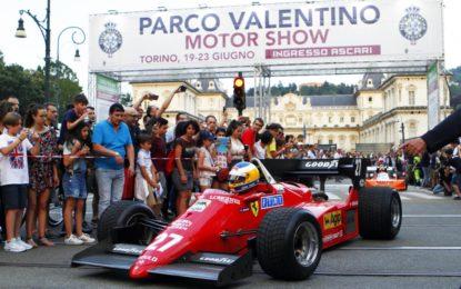 F1, hypercar e classiche invadono le strade di Torino