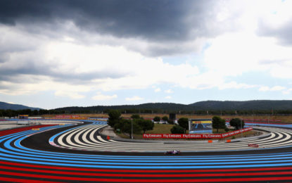GP di Francia: un ripasso della storia